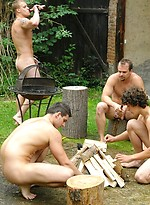 Wank In The Woods 2011 part 4