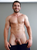Aussie Beefcake - 24 year old James Nowak strips for Ben